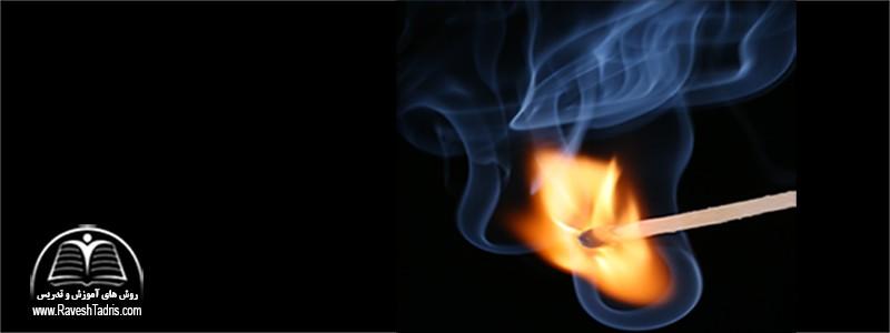 کبریت هایی برای شعله ور کردن انگیزه در مخاطبان