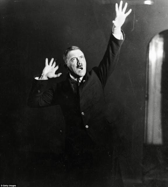 هیتلر زبان بدن در تدریس زبان بدن در تدریس q1