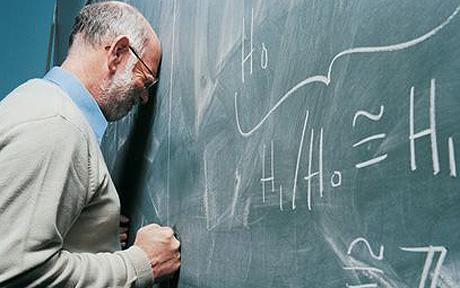 مشکلات تدریس