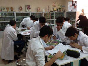 روش تدریس آزمایشگاهی
